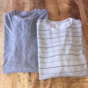 Chaps/Merona Shirt Bundle